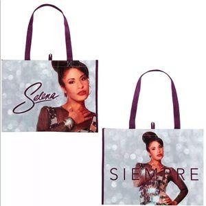 🆓 Selena  Reusable Shopping Bag Tote